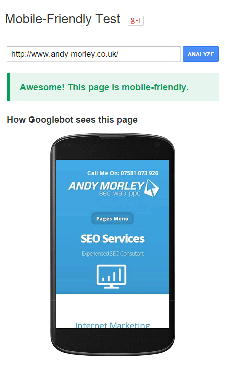 mobile-friendly-test-result